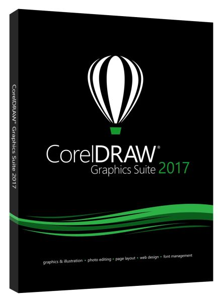 CorelDRAW Graphics Suite 2017 Upgrade CZ