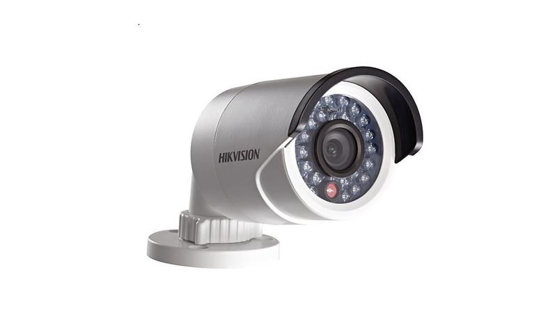 Hikvision DS-2CD2020F-I(4mm)  2MP, 1920x1080, 25fps, IP66, 20m IR, IR cut, obj.
