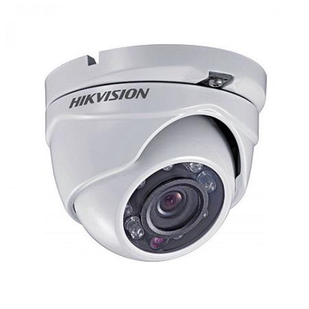 Hikvision DS-2CE56C0T-IRMF(2.8mm) HD720p,1MP CMOS Sensor, 24 pcs IR LEDs, 20m IR