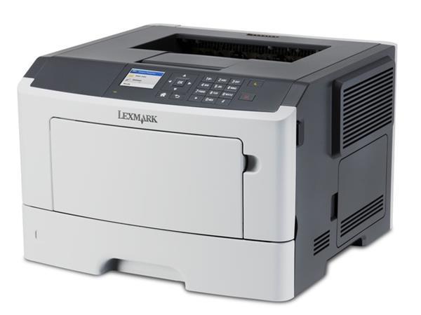 Lexmark MS517dn mono laser, 42 str./min., duplex, síť