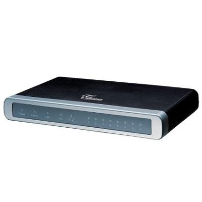 Grandstream Analog Gateways GXW4104 [4xFXO pro připojení linky PSTN, LAN, WAN -