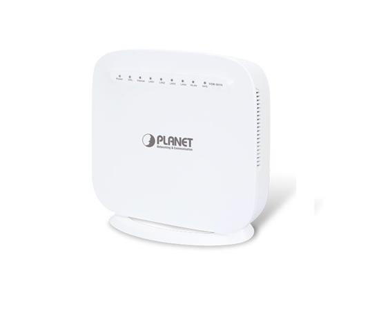 Planet VDR-301N ADSL/VDSL ROUTER, G.993.5 VECTORING, WIFI 2,4GHZ (300MB/S),1X WA