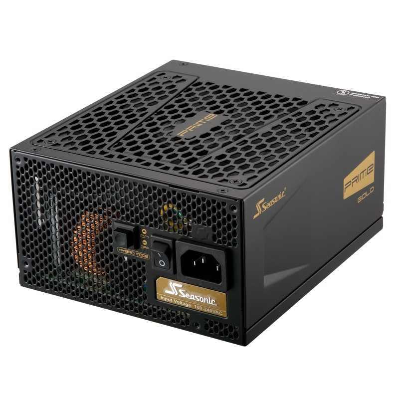 SEASONIC zdroj 1000W Prime 1000 (SSR-1000GD), 80+ GOLD