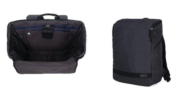"""Crumpler Shuttle Delight Cube Backpack 15"""" - black"""