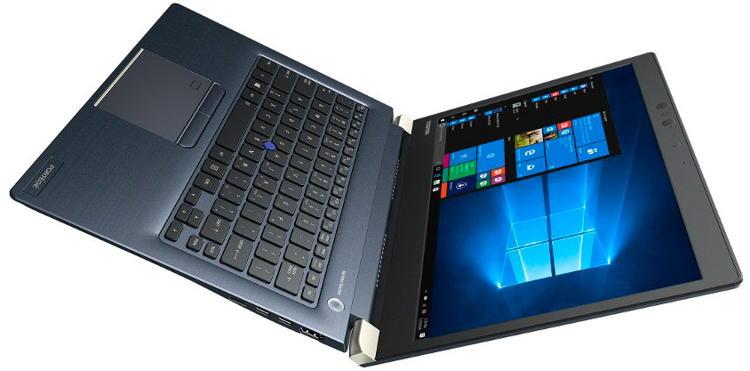 "TOSHIBA Portégé X20W-D-10R i7-7600U/16GB/512 GB SSD M.2/HD Graphics 620/12.5"" FH"