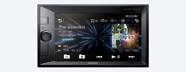 SONY XAV-W631BT Autorádio (velikost 2 DIN)