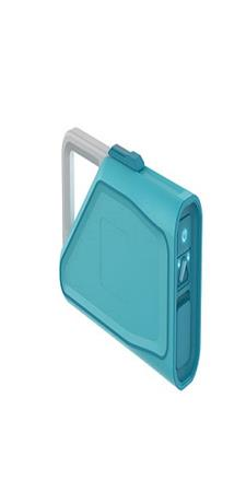 Lifeproof  AQUAPHONICS AQ9 vodotěsný přesoný reproduktor, bleutooth - světle mod