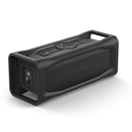 Lifeproof AQUAPHONICS AQ10 vodotěsný přenosný reproduktor, bluetooth - černý