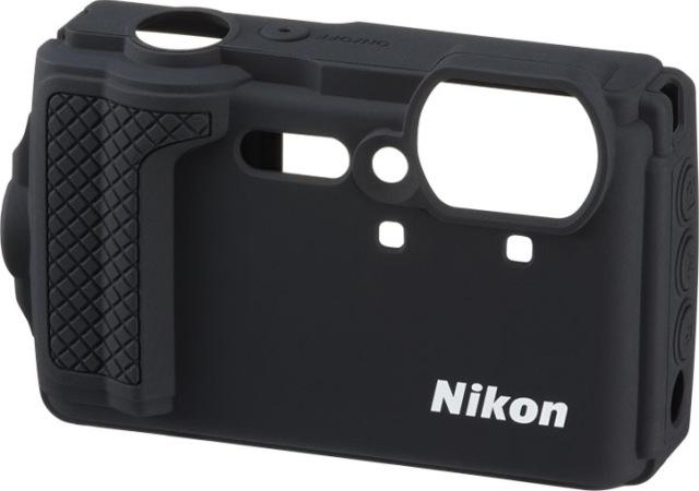 Nikon COOLPIX W300 SILIKONOVÉ POUZDRO BLACK