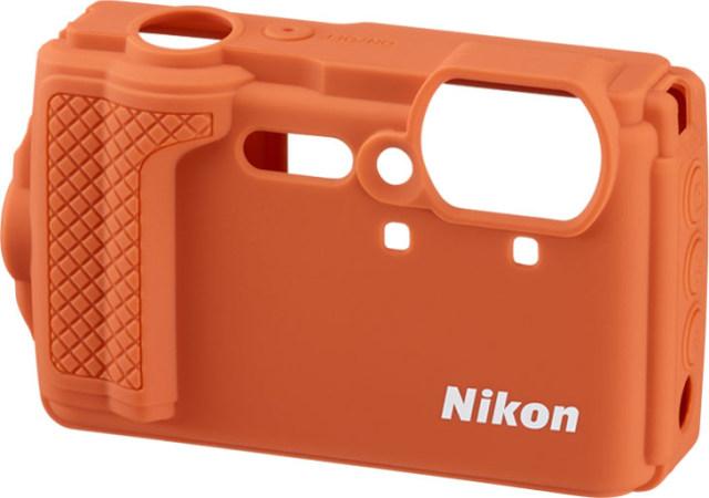 Nikon COOLPIX W300 SILIKONOVÉ POUZDRO ORANGE
