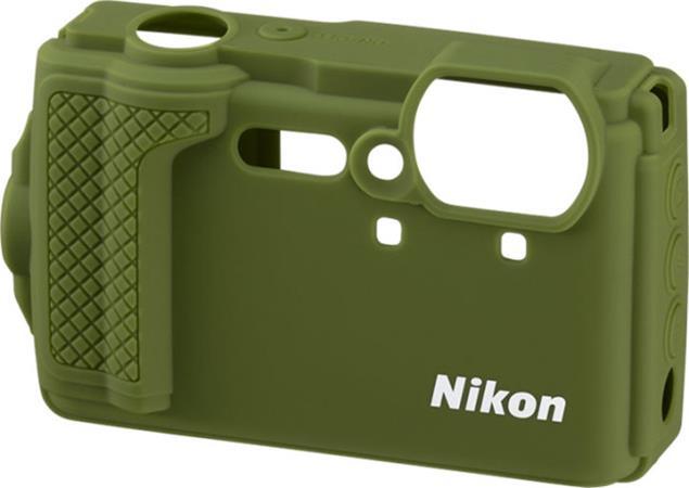 Nikon COOLPIX W300 SILIKONOVÉ POUZDRO GREEN