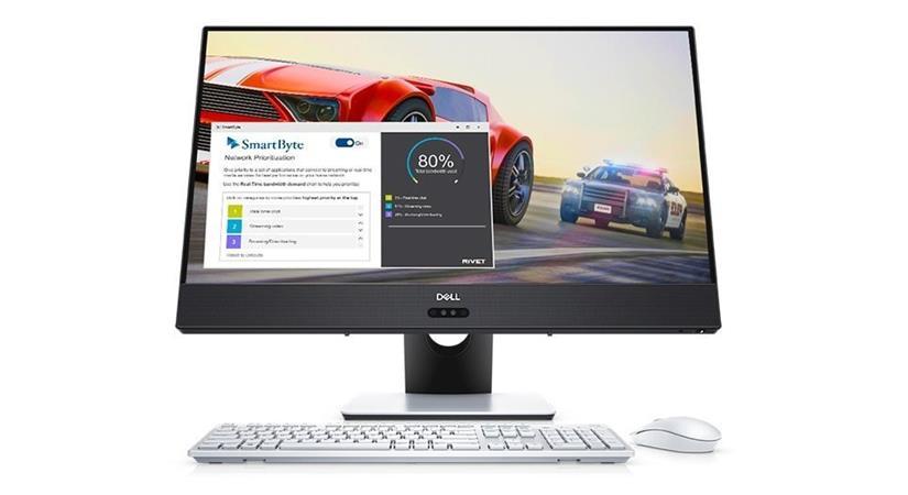 Dell Inspiron 5475 AIO/A10-9700E(quad core)/8GB/128GB SSD+1TB/ATI RX560 4GB/FHD