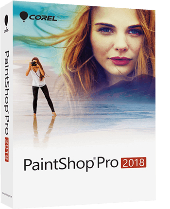 PaintShop Pro 2018 ML Mini Box