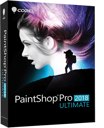 PaintShop Pro 2018 ULTIMATE ML Mini Box