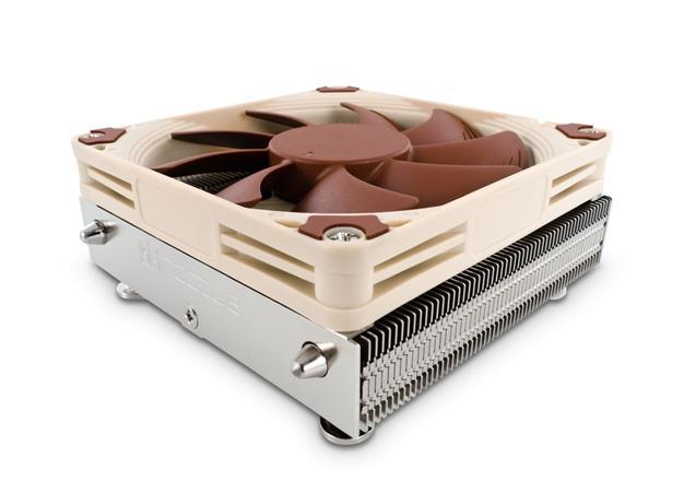Noctua NH-L9i low-profile CPU cooler, Intel LGA 115x (LGA1150, LGA1151, LGA1155,