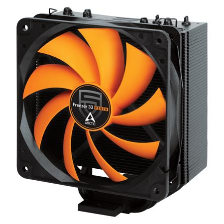 ARCTIC Freezer 33 PENTA, CPU Cooler for Intel 2011-v3/1150/1151/1155/1156/2066,