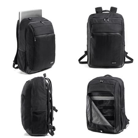 """Crumpler BackLoad Backpack 17"""" - black"""
