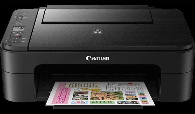 Canon PIXMA TS3150 - PSC/Wi-Fi/AP/4800x1200/PictBridge/USB black