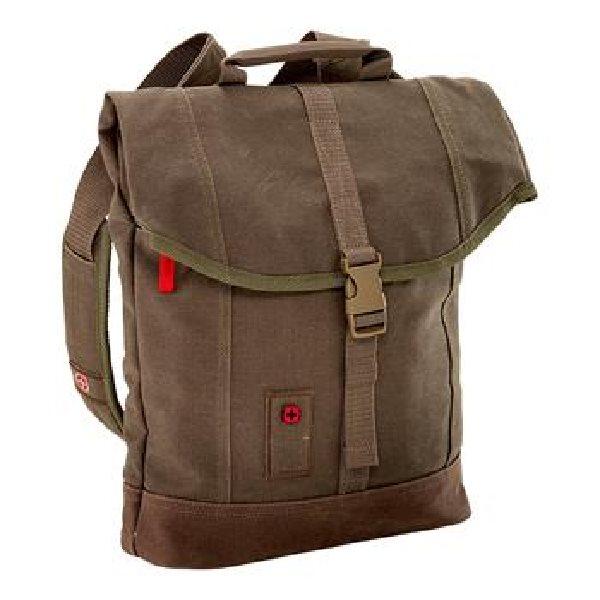 "WENGER ARAD - 14,1"" batoh na notebook, olivová"