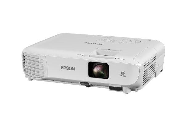 EPSON 3LCD/3chip projektor EB-X05 1024x768 XGA/3300 ANSI/15000:1/HDMI/2W Repro/o