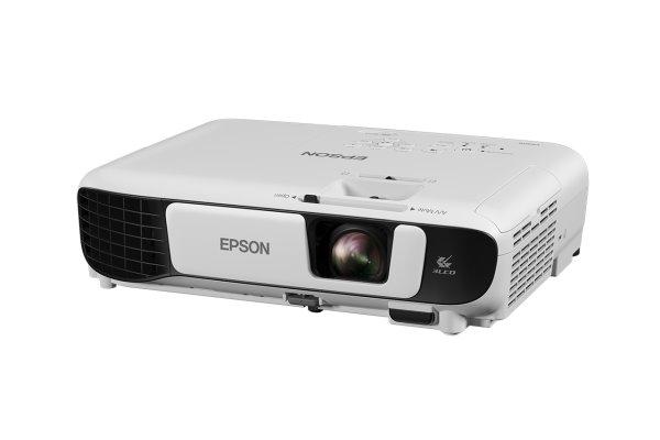 EPSON 3LCD/3chip projektor EB-W41 1280x800 WXGA/3600 ANSI/15000:1/HDMI/2W Repro/