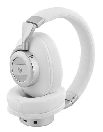 Sweex SWBTANCHS200WH - bezdrátová Bluetooth sluchátka s Active Noise Canceling,