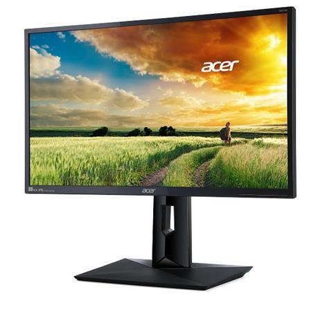"Acer LCD CB271HAbmidr 27"" IPS LED, 1920x1080/100M:1/4ms/ VGA, DVI, HDMI /Pivot/H"