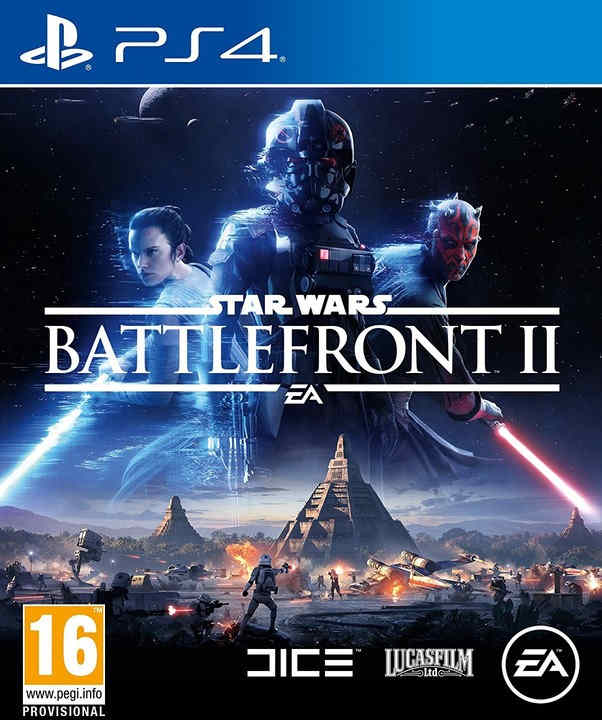 SONY PlayStation 4 Slim - 1TB + StarWars: BattleFront II