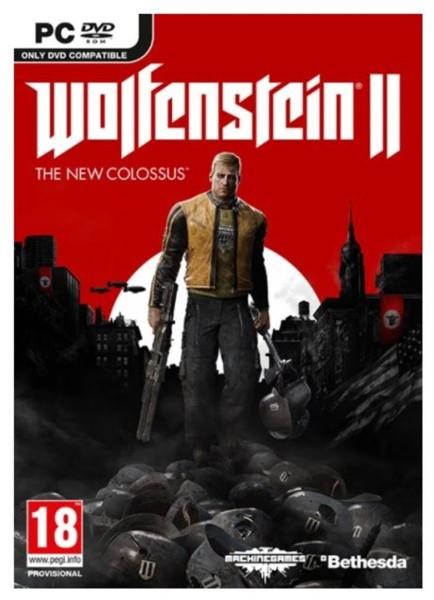 WOLFENSTEIN II THE NEW COLOSSUS PC