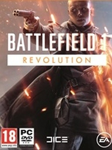 Battlefield 1 Revolution Edition PC CZ