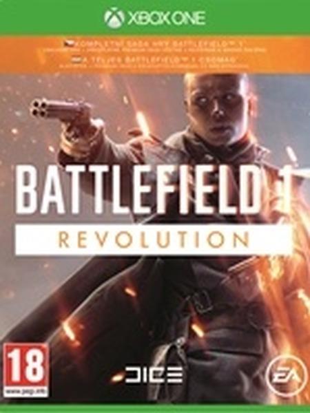 Battlefield 1 Revolution Edition XONE CZ