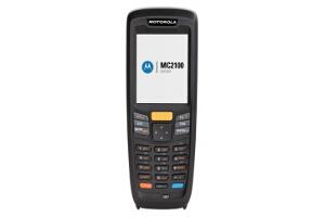 Terminál Motorola MC2180, 2D , WLAN Laser KIT, CE6.0 Core, 128/256MB, kolíbka, ř