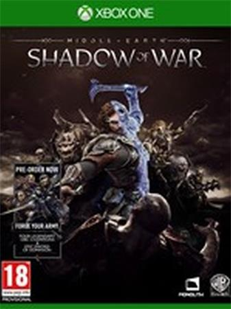 Middle-Earth: Shadow Of War XONE