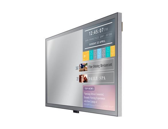 "SAMSUNG LFDLH55MLEPLSC/EN (Mirror)/ 55"" 16:9 D-LED BLU/1920x1080/3500:1/6ms/400n"