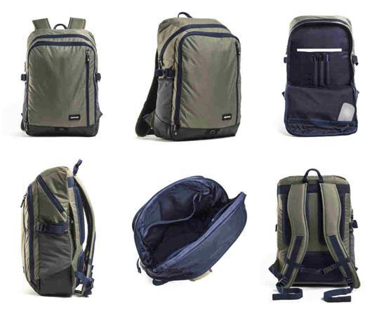 """Crumpler BackLoad Junior Backpack 17"""" - black"""