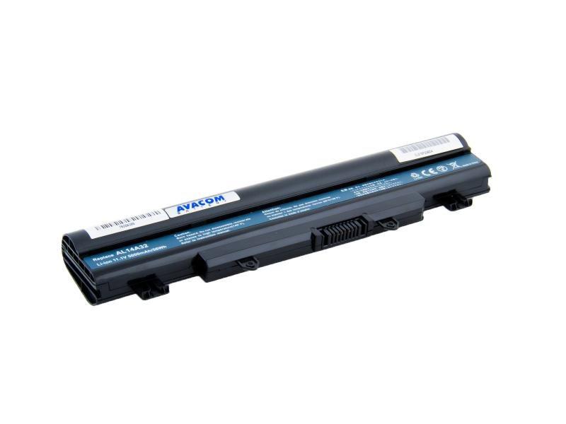 Náhradní baterie AVACOM Acer Aspire E5 series Li-Ion 11,1V 5000mAh 56Wh black
