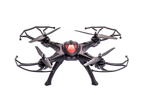 BAZAR_RCBUY - dron Swan Black (LH-X14)