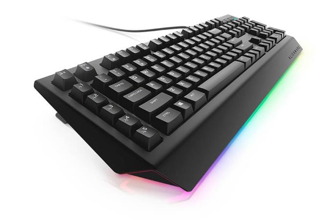 Alienware Advanced Gaming Keyboard - AW568 - US International (QWERTY)