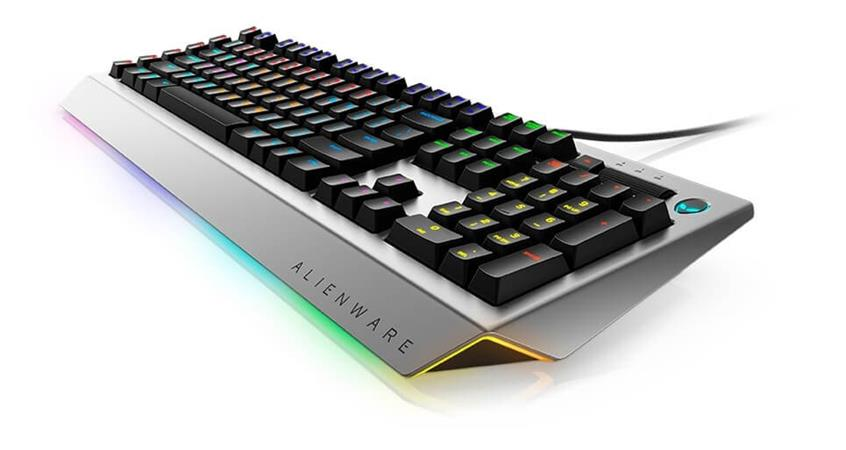 Alienware Pro Gaming Keyboard - AW768 - US International (QWERTY)