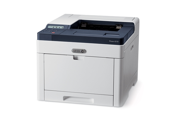 Xerox Phaser 6510 Color Printer, Letter/Legal, Up to 30ppm, USB/Ethernet, 250-Sh