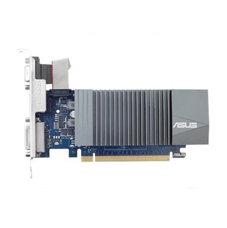 ASUS GT710-SL-1GD5-BRK - 1GB GDDR5 (32 bit), HDMI, DVI, D-SUB, 954MHz