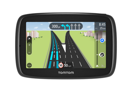 "TOMTOM START 62 Europe LIFETIME mapy, 6"" displej"