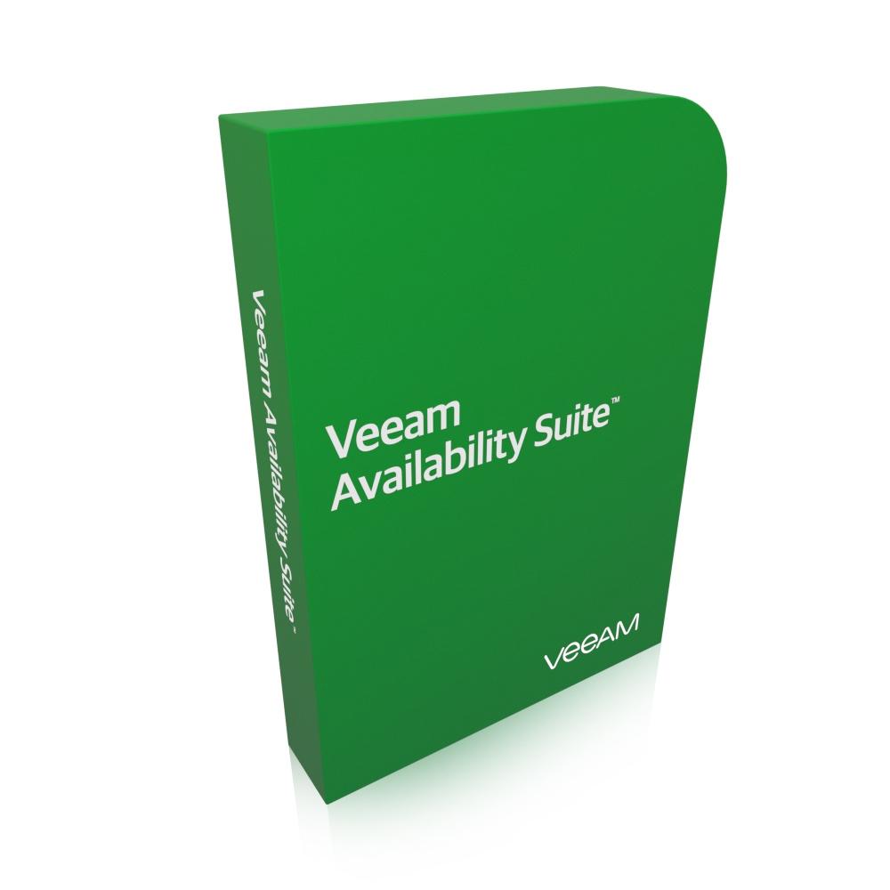 Veeam Availability Suite Enterprise - Public Sector