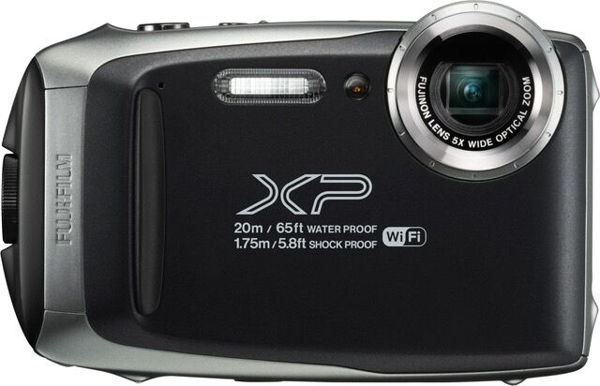 Fujifilm FinePix XP130 - 16,4 MP, 5x zoom -  Silver