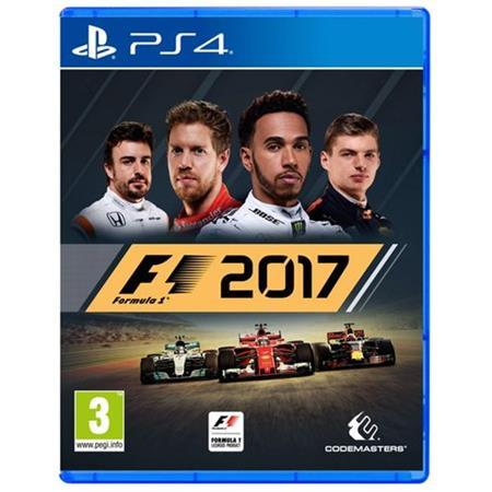 F1 Formula 1 2017 PS4