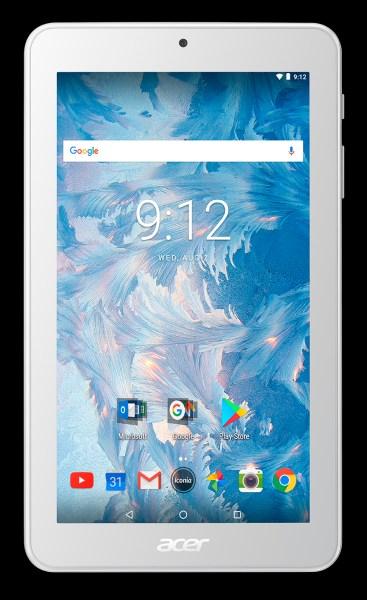"Acer Iconia Tab 7 (B1-7A0-K9Q6) MTK MT8167 Cortex A53/7"" 1024x600 Touch IPS/1GB/"