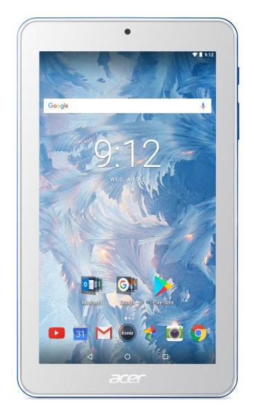 """Acer Iconia Tab 7 (B1-7A0-K68W) MTK MT8167 Cortex A53/7"""" 1024x600 Touch IPS/1GB/"""