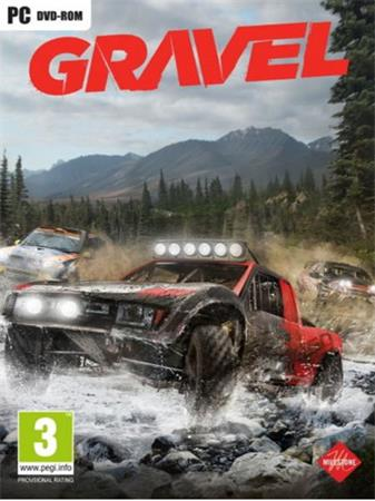 Gravel PC hra (27.2.2018)