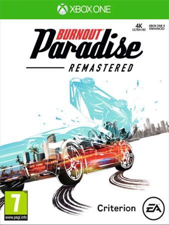 Burnout Paradise Remastered XONE