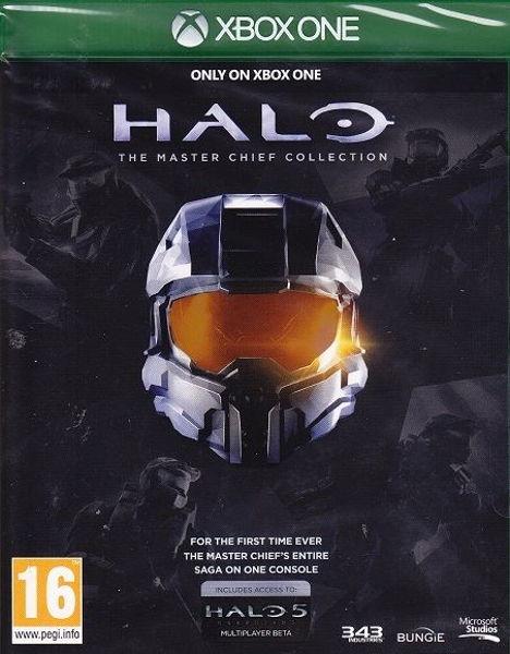 Halo Master Chief Collection  XONE